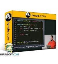 آموزش Lynda Functional-Lite JavaScript