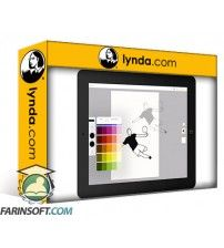 آموزش Lynda Illustrator Draw: Working Mobile