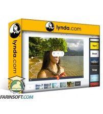 دانلود آموزش Lynda Learning Adobe Spark
