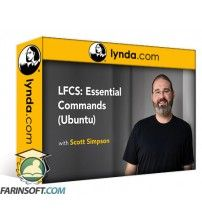آموزش Lynda LFCS: Essential Commands (Ubuntu)