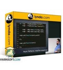دانلود آموزش Lynda Rethinking Asynchronous JavaScript