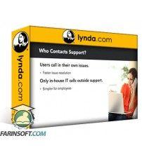دانلود آموزش Lynda Make IT Work in Your Business