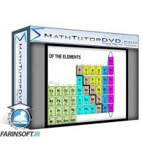 آموزش MathTutorDVD Chemistry Vol. 1 – Atoms, Ions, Isotopes, Compounds