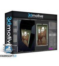 آموزش 3D Motive Modular Sets In Blender Volume 1-5