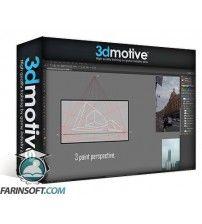 آموزش 3D Motive Matte Painting in Photoshop