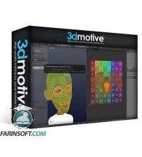 آموزش 3D Motive UV Mapping in Blender