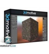 آموزش 3D Motive Bricks in Substance Designer Volume 1 and 2