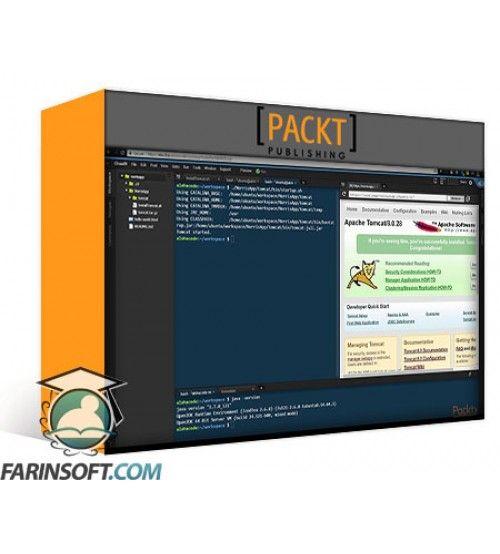 آموزش PacktPub Writing Java Apps with Cloud 9