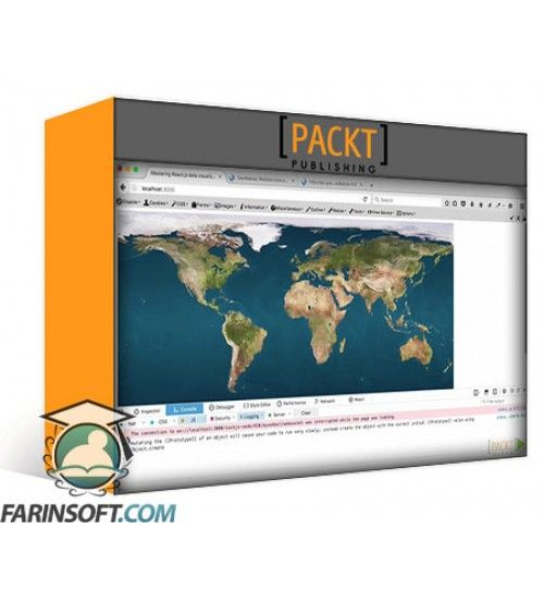 آموزش PacktPub Learning React.js Data Visualization