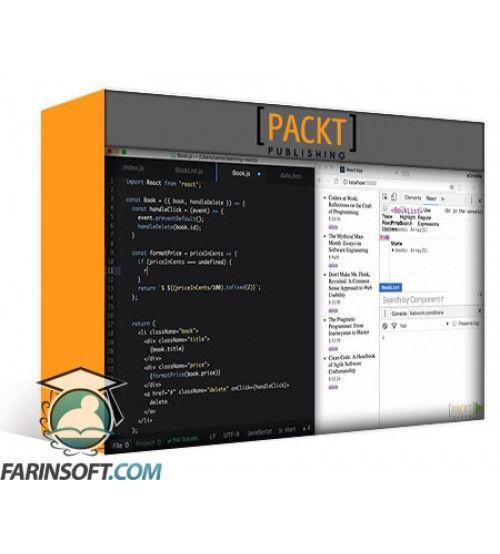 آموزش PacktPub Learning ReactJS
