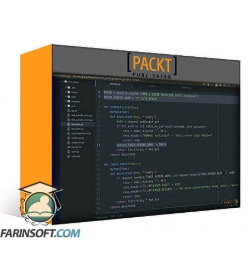 آموزش PacktPub Learning Path : Python Web Penetration Testing