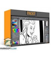 آموزش PacktPub Mastering Clip Studio