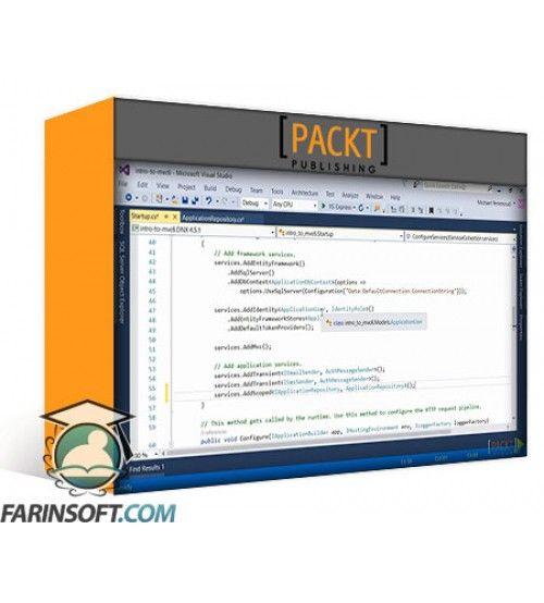 آموزش PacktPub Introduction to ASP.NET MVC 6