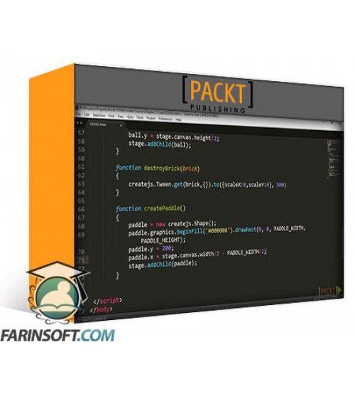 آموزش PacktPub Mastering HTML5 Game Development