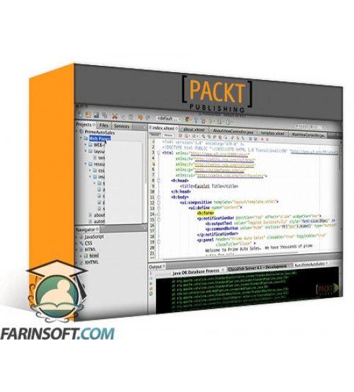 آموزش PacktPub Learning Path: Efficient JSF Application Development