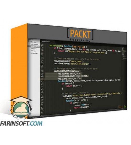 آموزش PacktPub RESTful Web API Design with Node.js