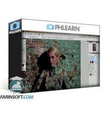 آموزش PH Learn Pro Photoshop Tutorial – Blending In
