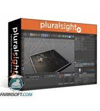 آموزش PluralSight Creating a Paint-bubbling Effect Using Cloth in Cinema 4D