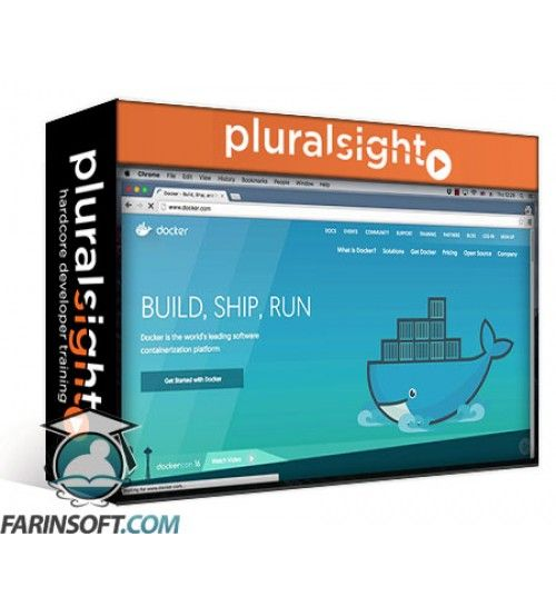 آموزش PluralSight Getting Started with Docker