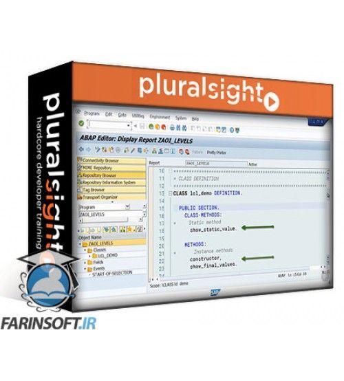 آموزش PluralSight Introduction to ABAP Objects: Concepts & Class Builder