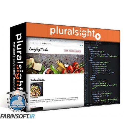 آموزش PluralSight Building Stronger Front-End Practices