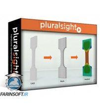 دانلود آموزش PluralSight SOLIDWORKS Simulation – Linear Static Part Analysis