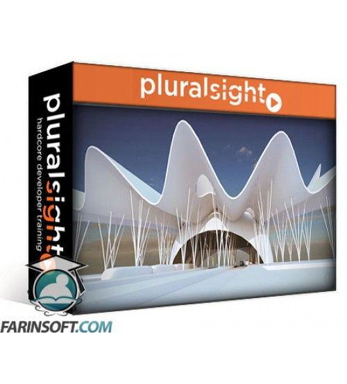 آموزش PluralSight NURBS for Organic 3D Modeling in AutoCAD