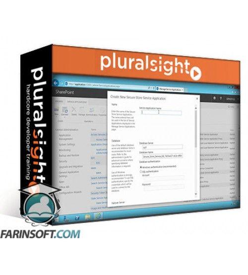 آموزش PluralSight Configuring Service Applications in SharePoint 2016