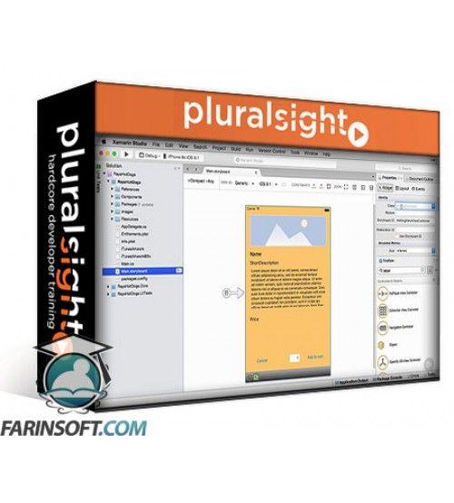 آموزش PluralSight Building Your First Xamarin.iOS App from Start to Store