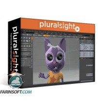 آموزش PluralSight Creating Cartoon Characters in MODO and ZBrush