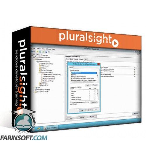 آموزش PluralSight Group Policy: Advanced Targeting