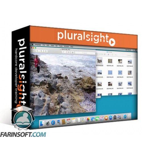 آموزش PluralSight Sharing and Accessing Shared Folders with Mac