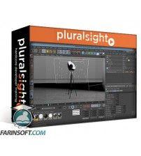 آموزش PluralSight High-resolution Product Rendering in CINEMA 4D