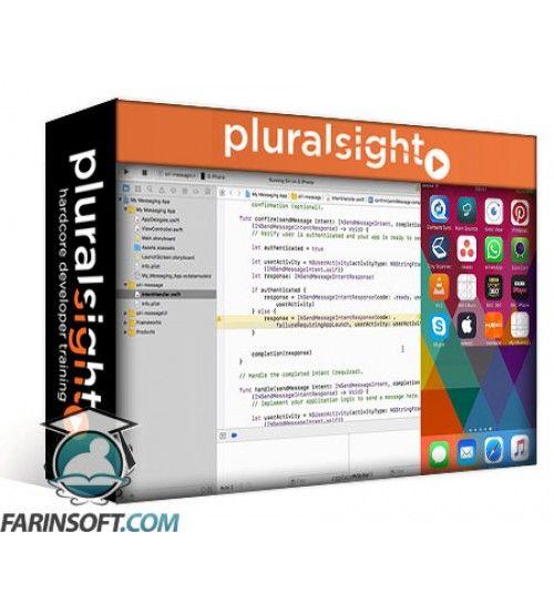 آموزش PluralSight An Introduction to SiriKit