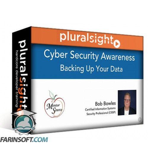 آموزش PluralSight Cyber Security Awareness: Backing up Your Data
