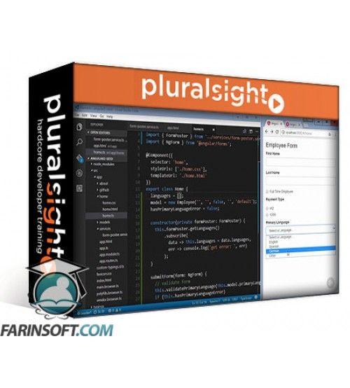 آموزش PluralSight Angular 2 Forms