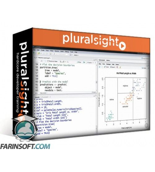 آموزش PluralSight Data Science with R