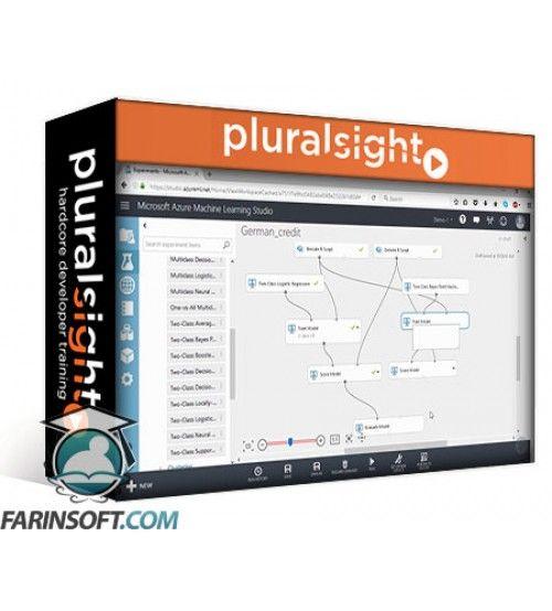 آموزش PluralSight Getting Started with Azure Machine Learning