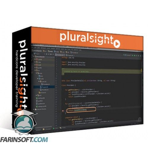 آموزش PluralSight Getting Started with Kotlin