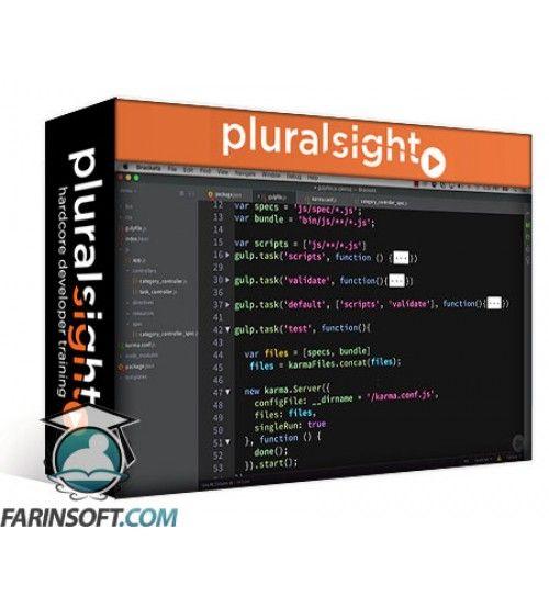 آموزش PluralSight Advanced Angular Workflows