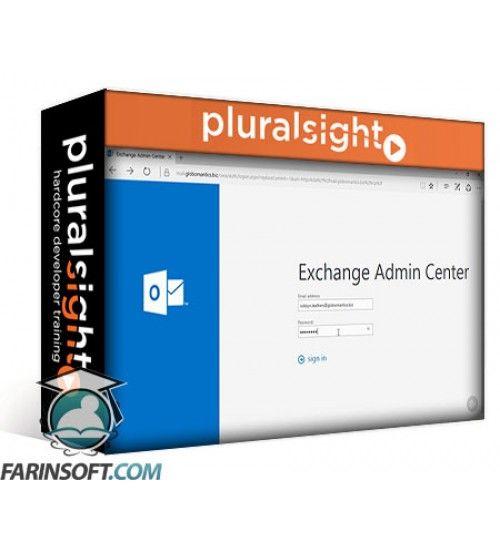 آموزش PluralSight Designing/Deploying Exchange 2016 (70-345): Recipients & Security