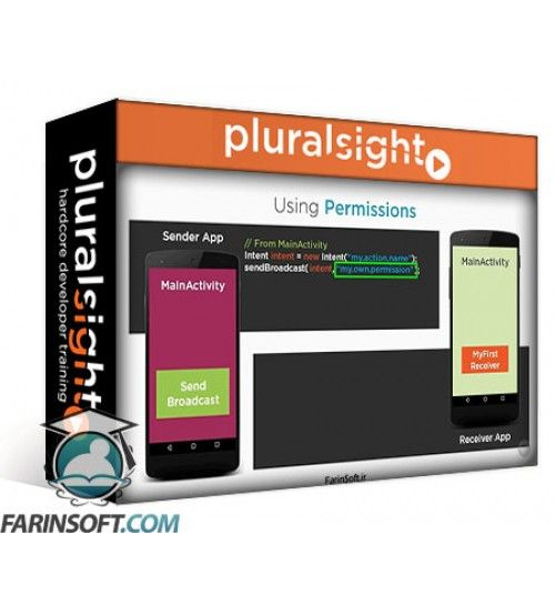 آموزش PluralSight Android Fundamentals: BroadcastReceivers