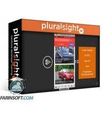 دانلود آموزش PluralSight Getting Started with Progressive Web Apps