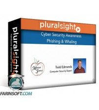 آموزش PluralSight Cyber Security Awareness: Phishing and Whaling
