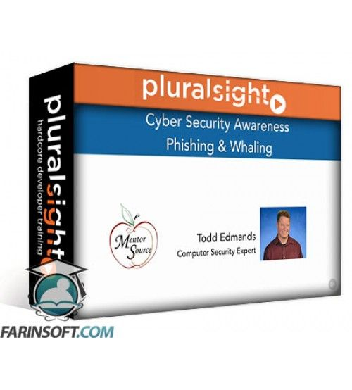 آموزش PluralSight Cyber Security Awareness: Phishing and Whaling
