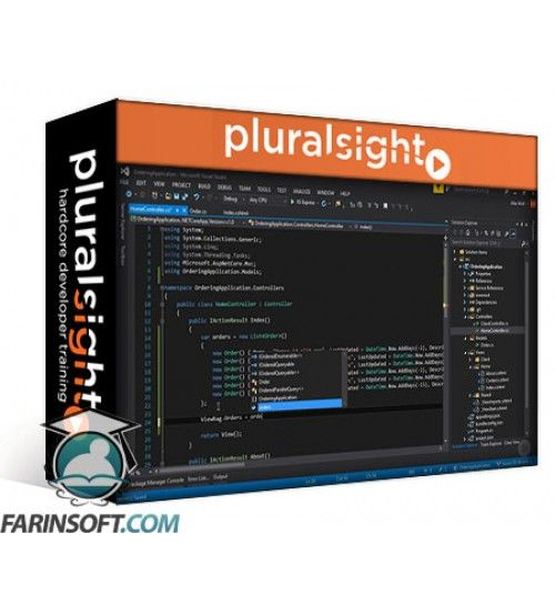 آموزش PluralSight ASP.NET Core Razor Deep Dive
