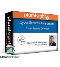 دانلود آموزش PluralSight Cyber Security Awareness: Security Overview