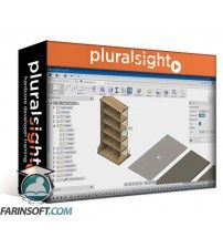 دانلود آموزش PluralSight Fusion 360 – Designing Wood Fittings and Furniture