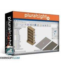 آموزش PluralSight Fusion 360 - Designing Wood Fittings and Furniture