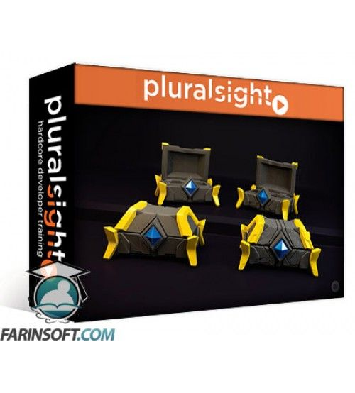 آموزش PluralSight Game Prop Modeling Fundamentals